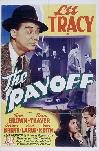 The Payoff Poster