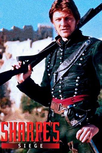 Sharpe's Siege Poster
