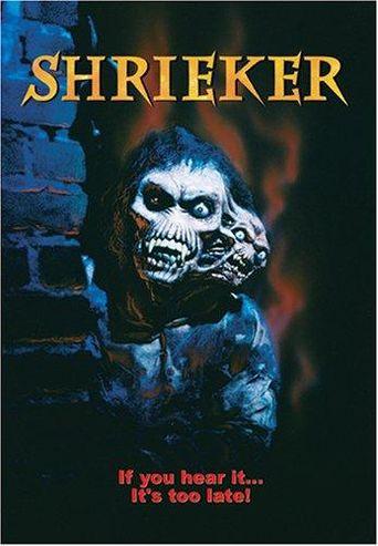 Shrieker Poster