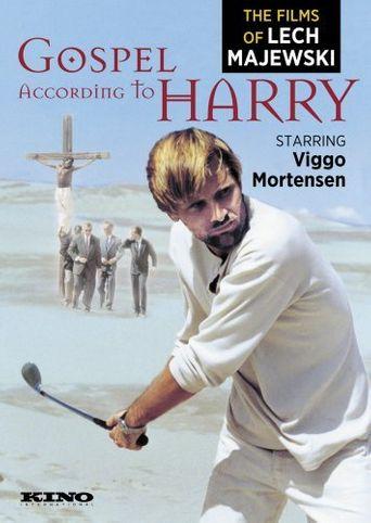 Gospel According to Harry Poster