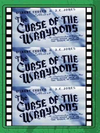 The Curse of the Wraydons Poster