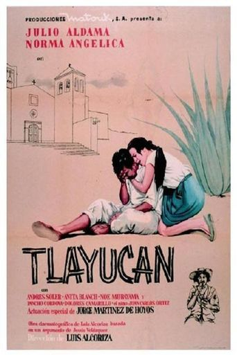 Tlayucan Poster