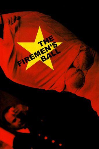 The Firemen's Ball Poster