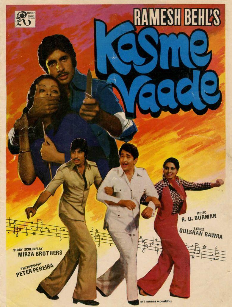 Kasme Vaade Poster