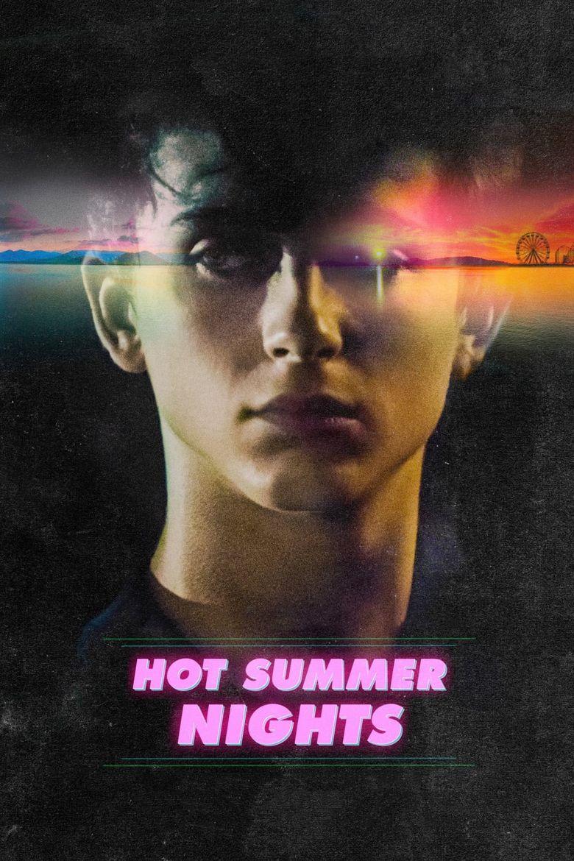 Hot Summer Nights Poster