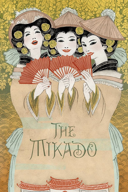 The Mikado Poster