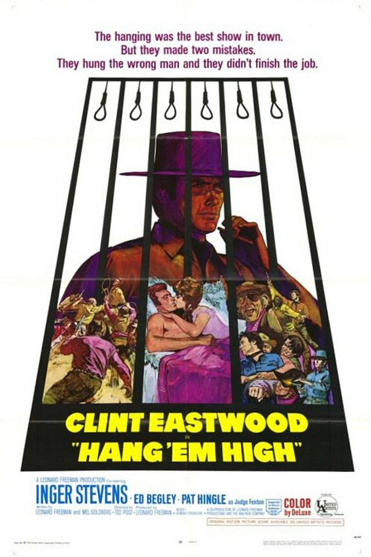Hang 'em High Poster