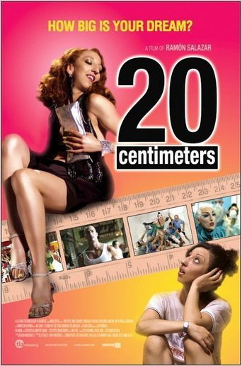 20 Centimeters Poster