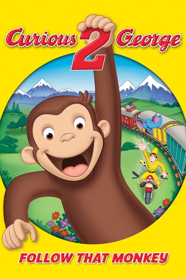 Curious George 2: Follow That Monkey! Poster