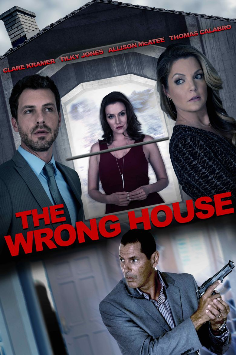 The Wrong House Poster
