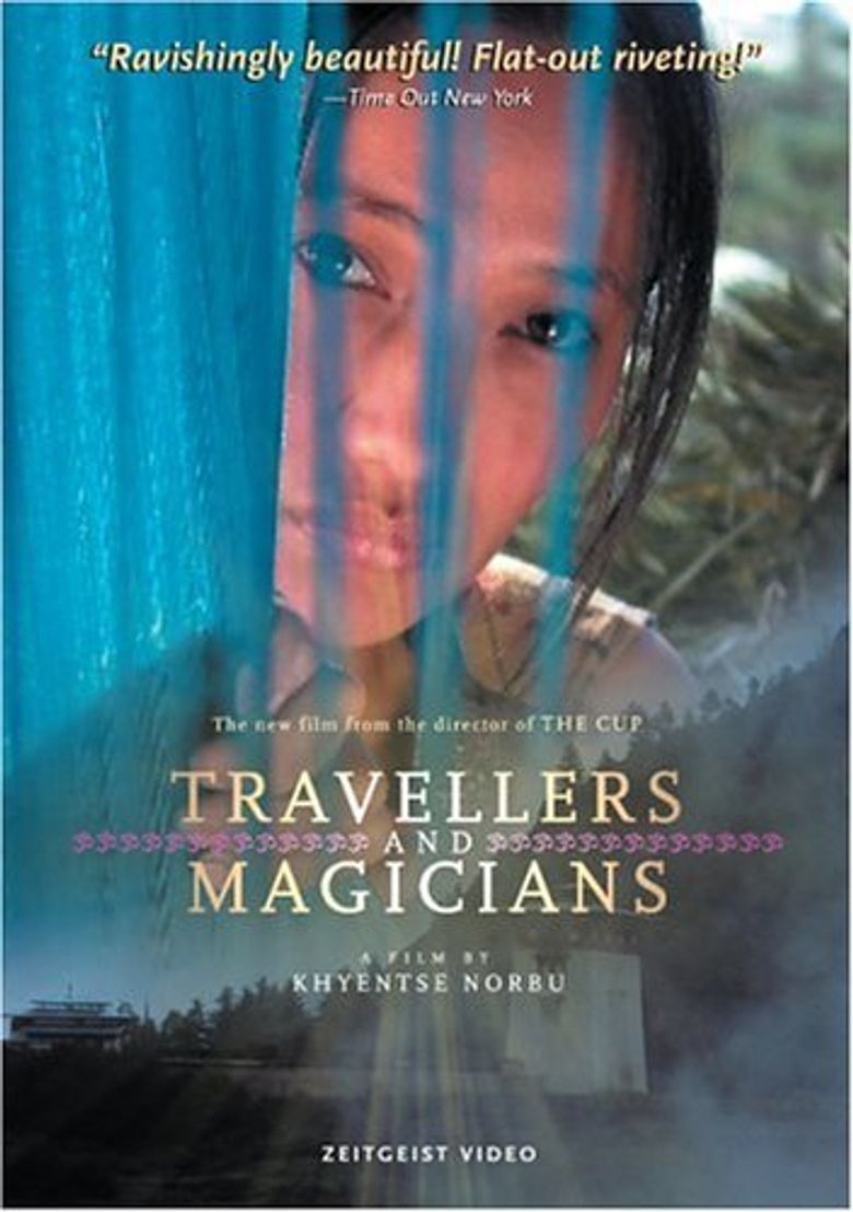 Travellers and Magicians Poster