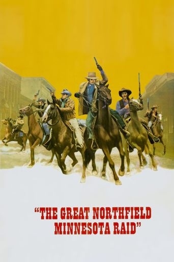 The Great Northfield Minnesota Raid Poster