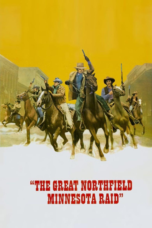 The Great Northfield Minnesota Raid Poster