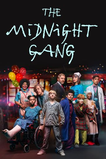 The Midnight Gang Poster