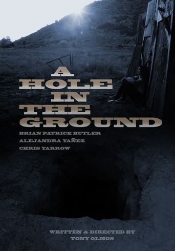 A Hole in the Ground Poster