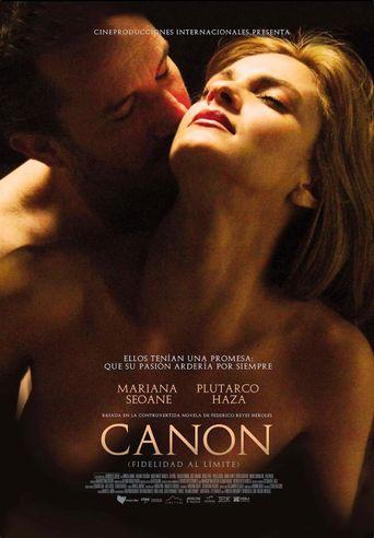 Canon (Fidelidad al límite) Poster