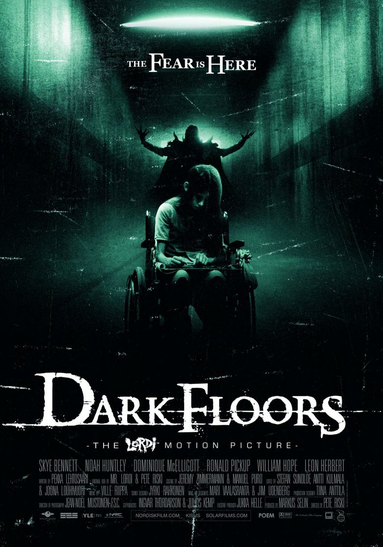 Dark Floors Poster