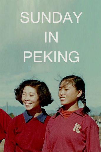 Sunday in Peking Poster