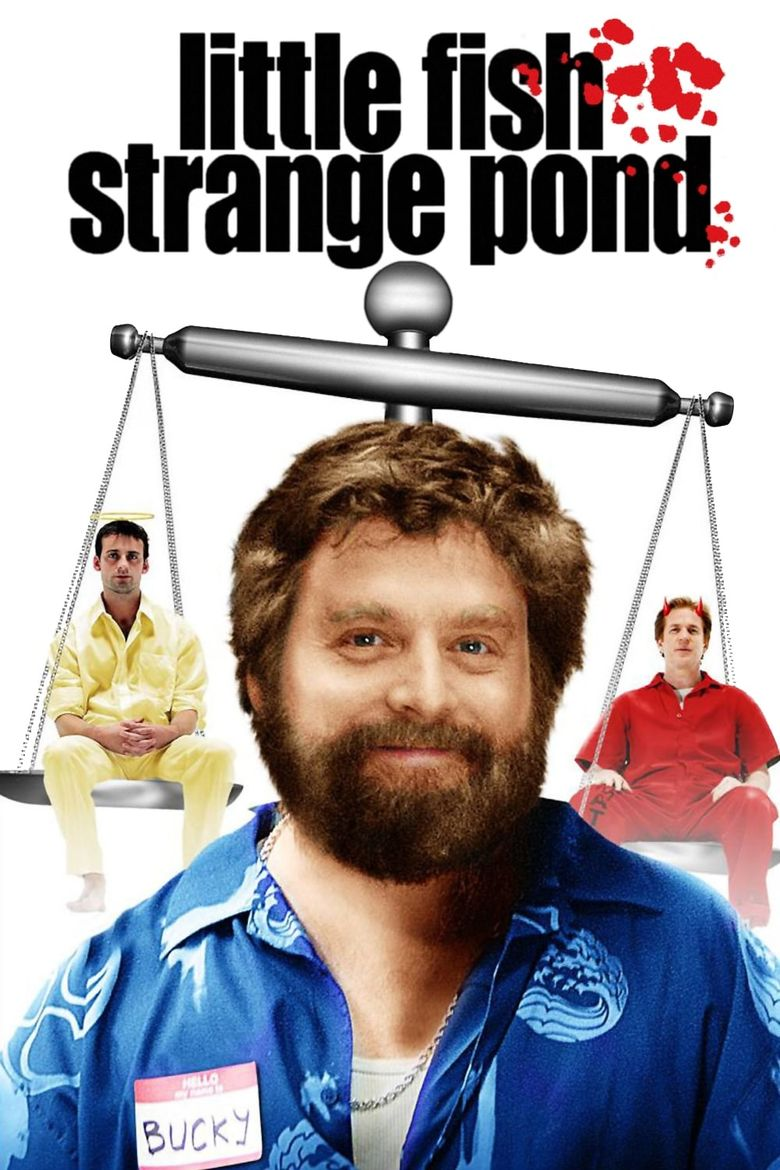 Little Fish, Strange Pond Poster