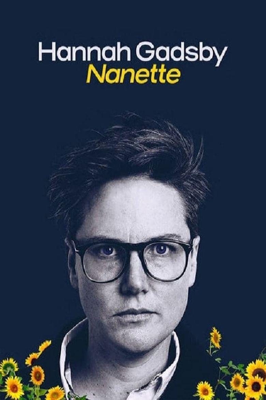 Hannah Gadsby: Nanette Poster