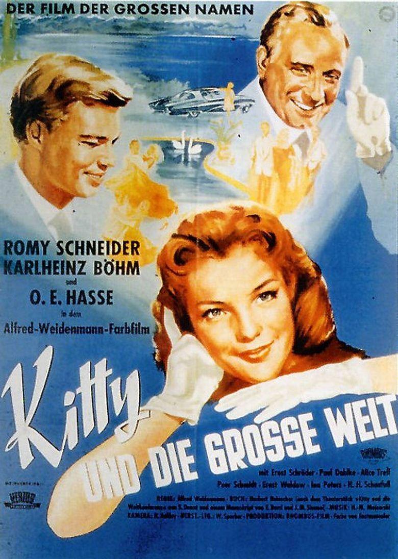 Kitty und die große Welt Poster