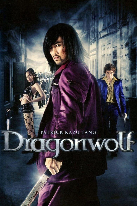 Dragonwolf Poster