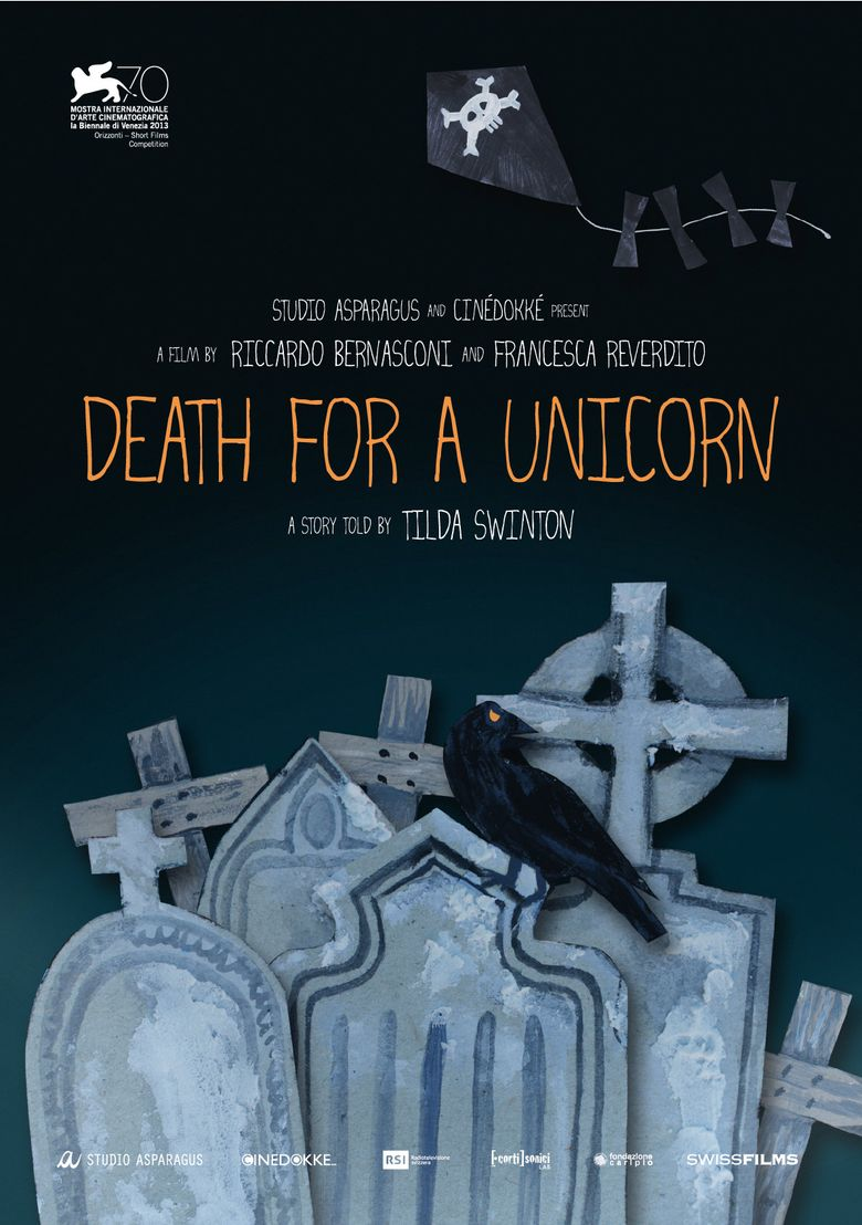 Death for a Unicorn Poster
