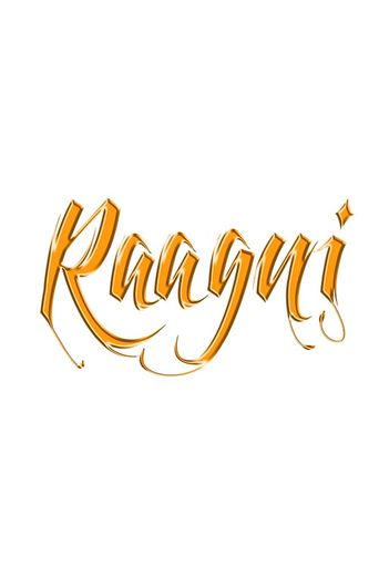 Raagni - The Movie Poster