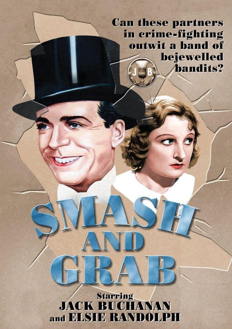 Smash and Grab Poster
