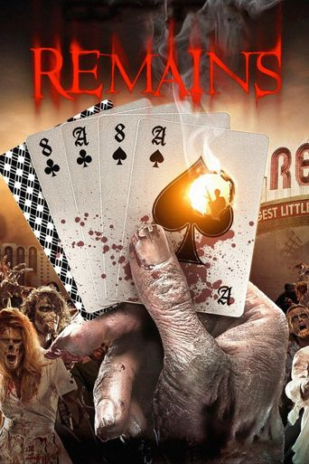 Remains Poster