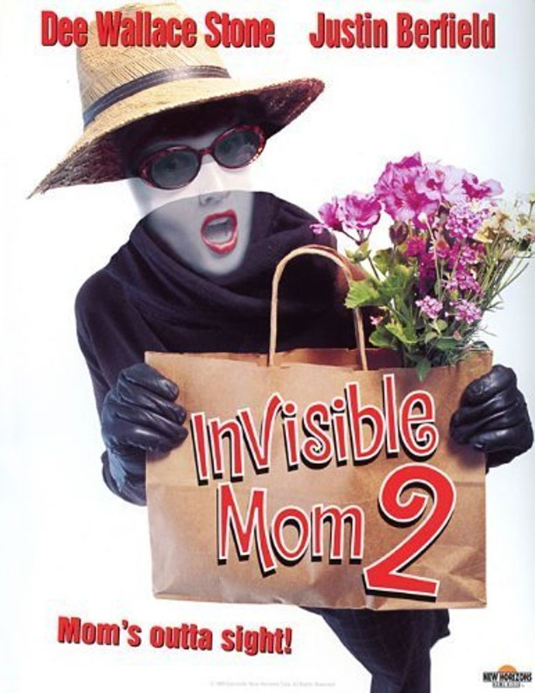 Invisible Mom II Poster
