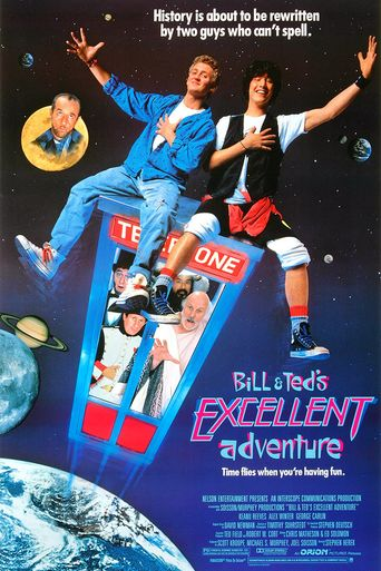 Watch Bill & Ted's Excellent Adventure