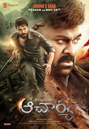 Acharya Poster