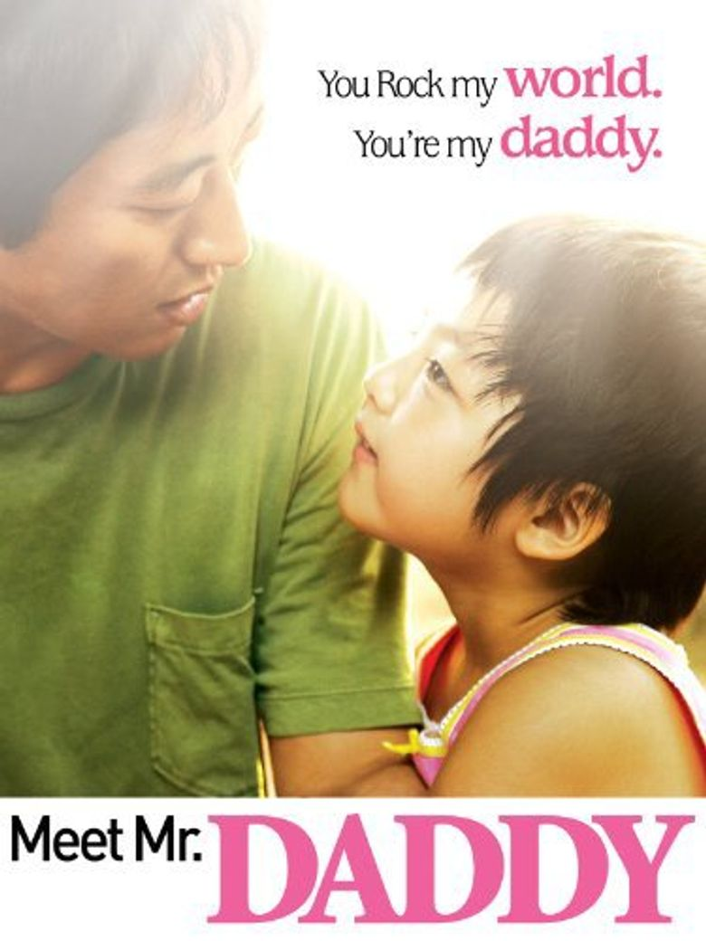 Meet Mr. Daddy Poster