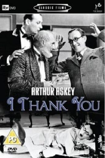 I Thank You Poster