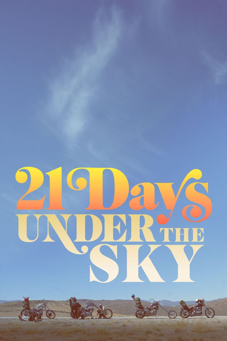 21 Days Under the Sky Poster