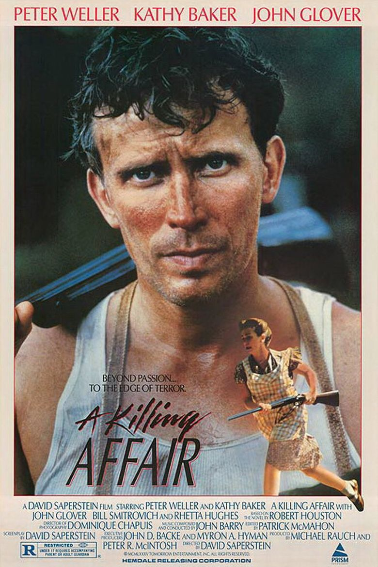 A Killing Affair Poster