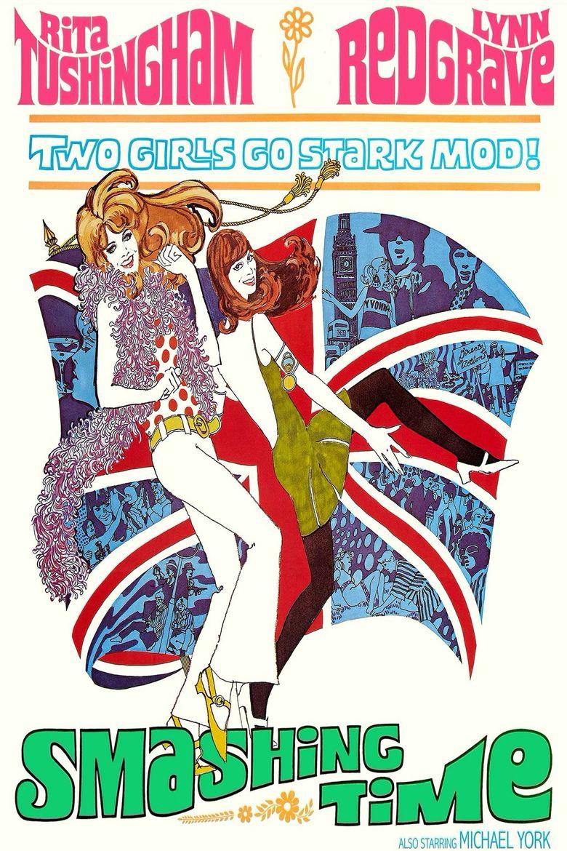Smashing Time Poster