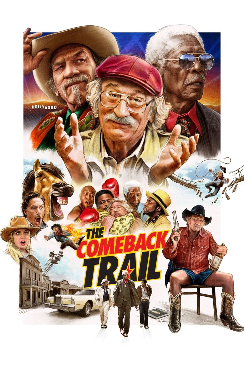 The Comeback Trail 2020 Where To Watch It Streaming Online Reelgood
