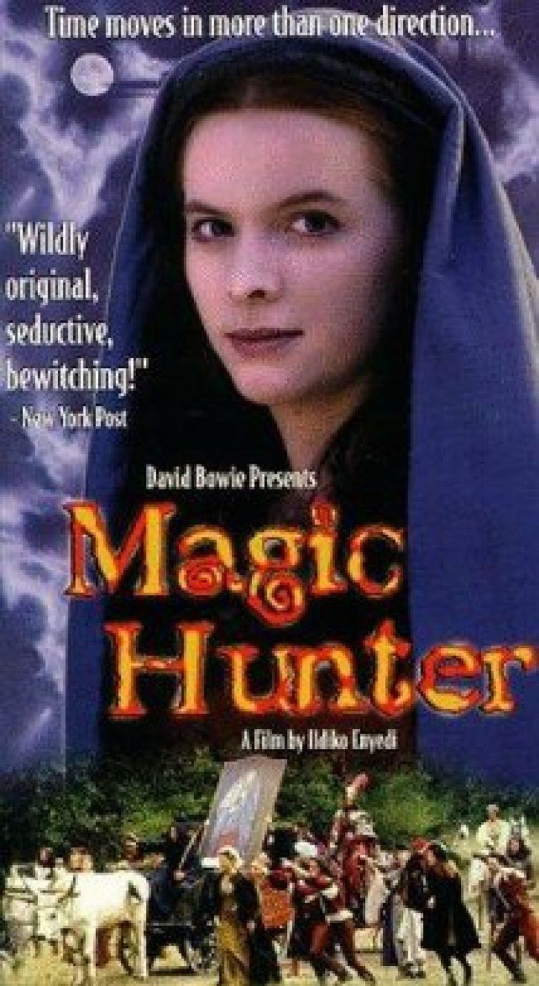 Magic Hunter Poster