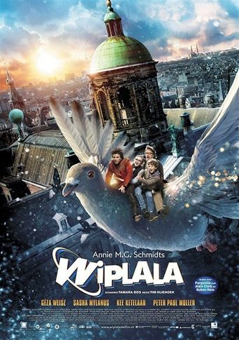 The Amazing Wiplala Poster