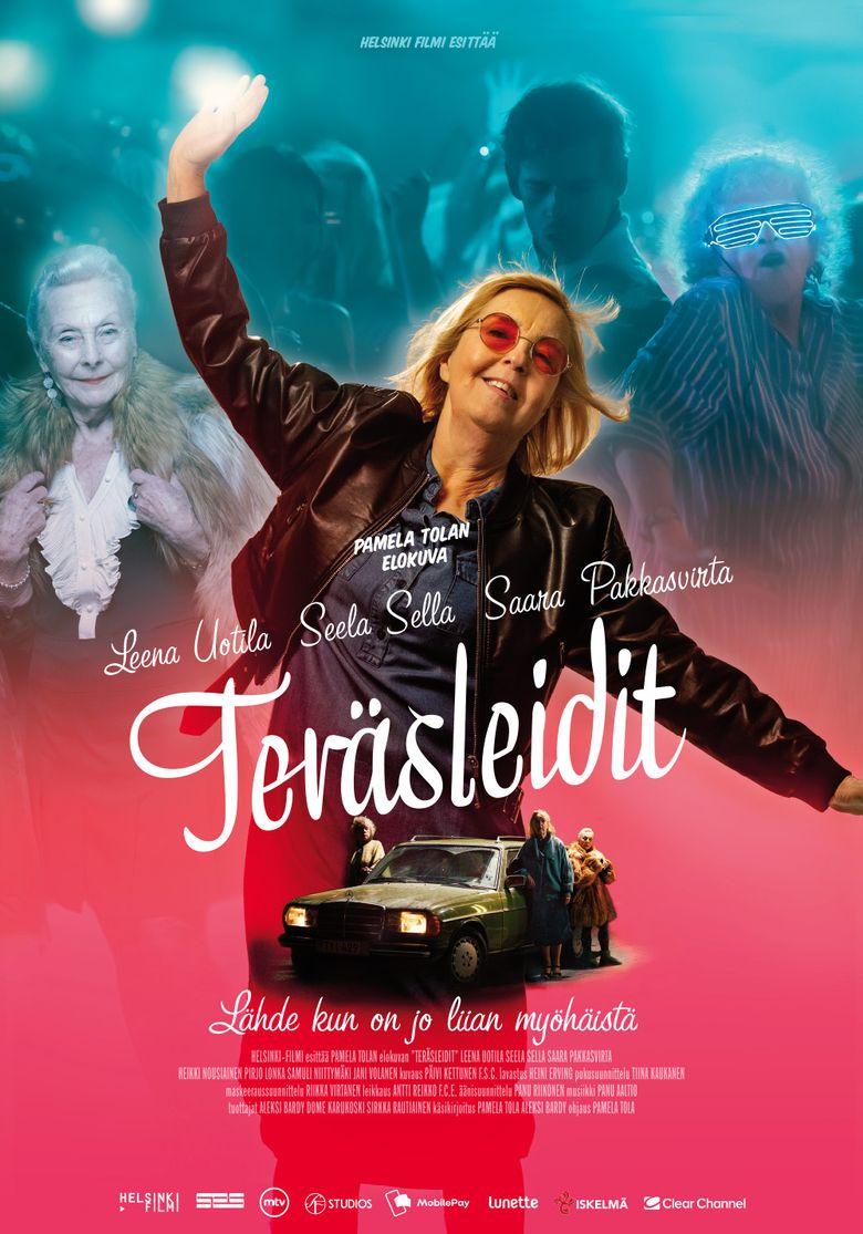 Ladies of Steel Poster