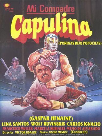Mi compadre Capulina Poster