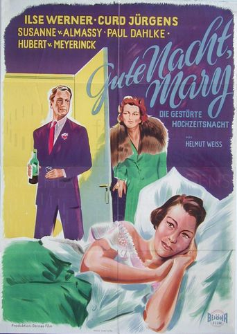 Gute Nacht, Mary Poster