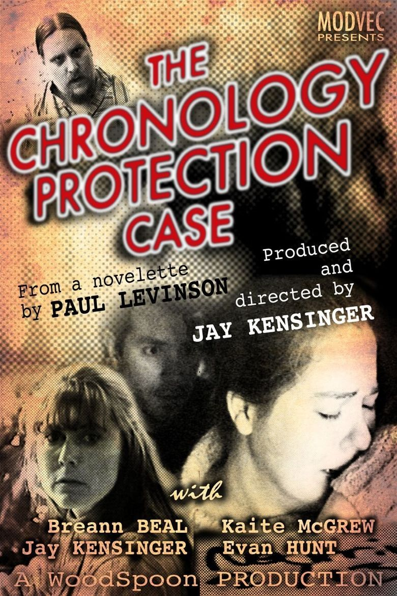 The Chronology Protection Case Poster