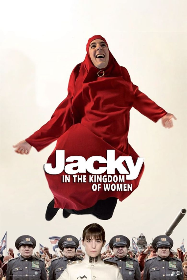 Jacky in the Kingdom of Women Poster