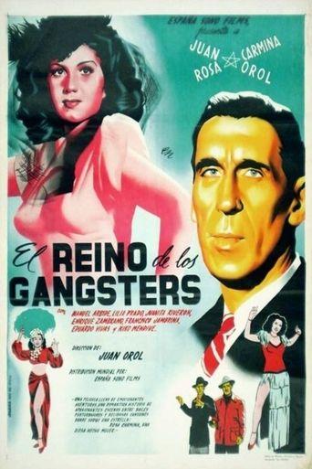 El reino de los gángsters Poster