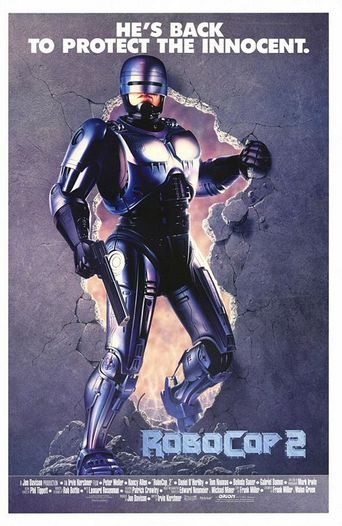 Watch RoboCop 2