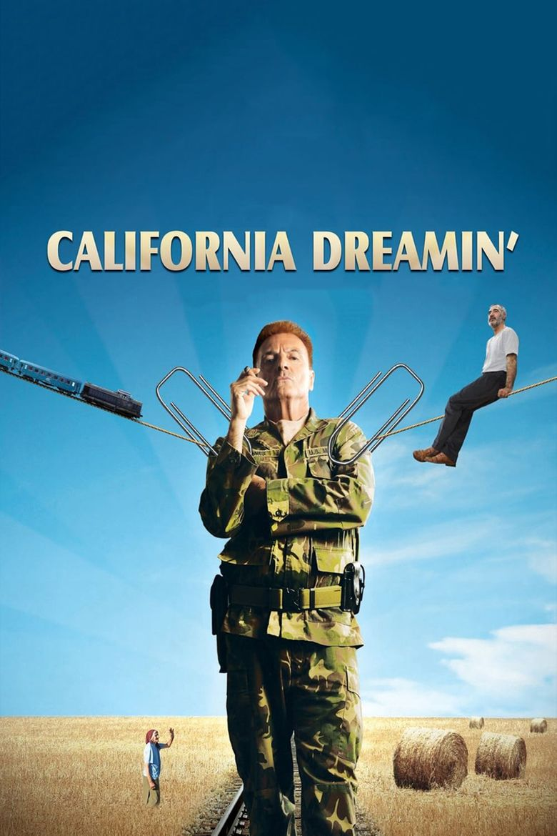 California Dreamin' Poster