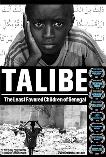 Talibe: The Least Favored Children of Senegal Poster